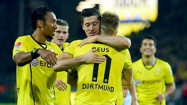 Nurnberg vs Borussia Dortmund