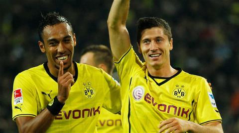 Dortmund đang thi đấu vô cùng đẹp mắt và cống hiến