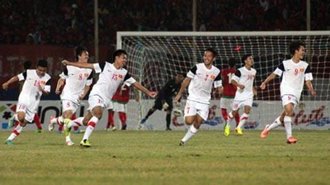 U19 Việt Nam có chiến thắng thứ 4 liên tiếp tại giải U19 Đông Nam Á