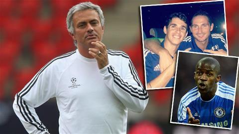 Mourinho sẽ cho Lampard và Oscar đá chính