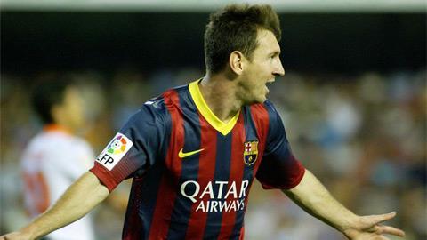 Messi đang hướng tới danh hiệu Quả bóng vàng lần thứ 5 liên tiếp