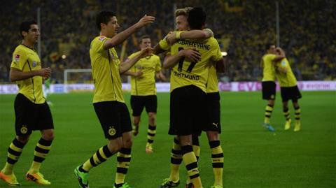 Dortmund vẫn sở hữu hàng công đáng sợ dù Goetze ra đi