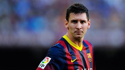 Barca đang phụ thuộc quá nhiều vào Messi