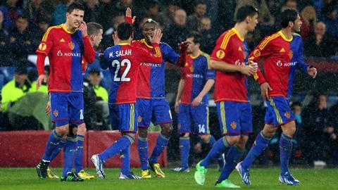 Basel - sát thủ của các đội bóng Anh