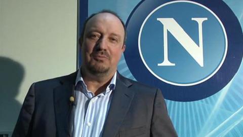 HLV Benitez rất hài lòng sau chiến thắng của Napoli