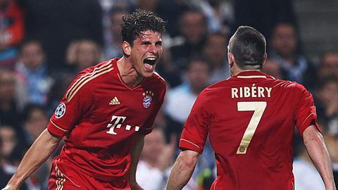 """""""Ai cũng có thể bị thay thế ở Bayern, trừ Ribery"""""""