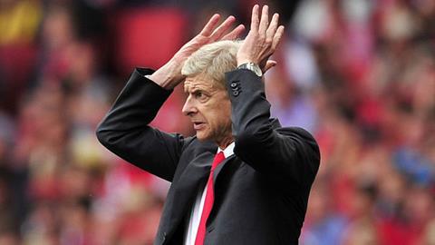 Wenger tin Arsenal sẽ có danh hiệu ở mùa này