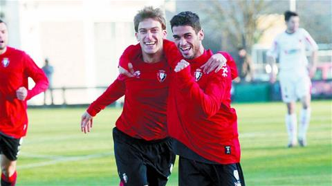 Osasuna sẽ giữ trọn 3 điểm trên sân nhà