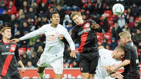 Mainz vs Leverkusen