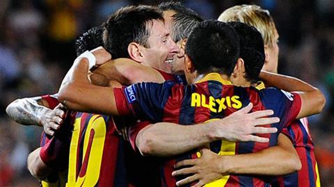 Barca thắng nhưng HLV Martino vẫn chưa làm hài lòng người Nou Camp