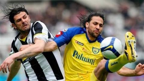 Juventus vs Verona