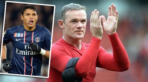 Silva mong được làm đồng đội với Rooney