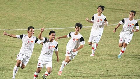 U19 Việt Nam đã có màn trình diễn rất ấn tượng tại giải vô địch ĐNÁ 2013