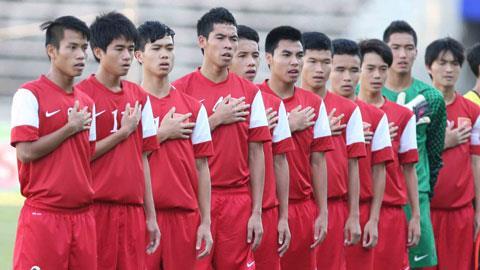 U19 Việt Nam sẵn sàng hướng đến vòng loại châu Á 2014
