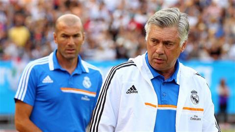 Real-Ancelotti chưa thoát khỏi cái bóng của Mourinho