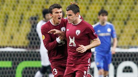 Lịch sử ủng hộ và lợi thế sân nhà sẽ giúp Rubin Kazan giành chiến thắng