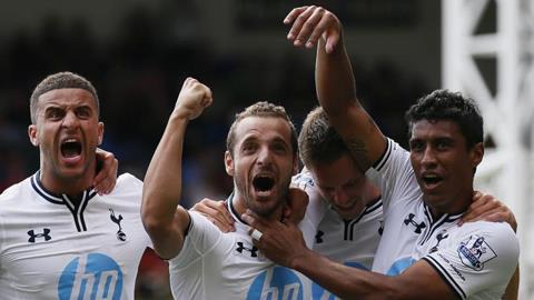 Tottenham đang sở hữu đội hình rất có chiều sâu