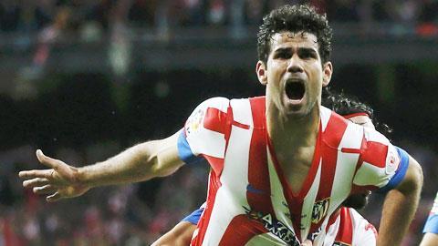 Phong độ ấn tượng sẽ giúp Diego Costa có chỗ ở ĐT Tây Ban Nha?