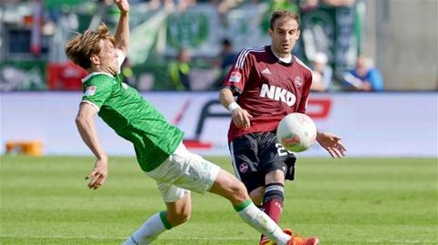 Werder Bremen vs Nuernberg