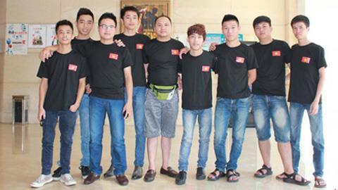 AOE Việt Nam tham dự nội dung 3vs3 Random