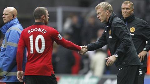 Rooney lần đầu lên tiếng bảo vệ Moyes