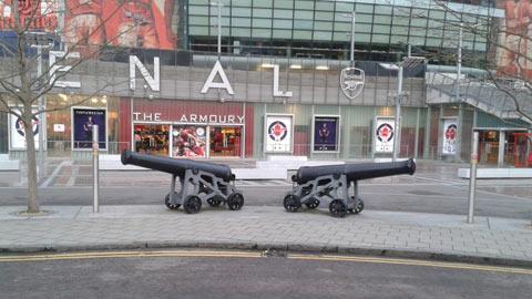Tại sao Arsenal có biệt danh