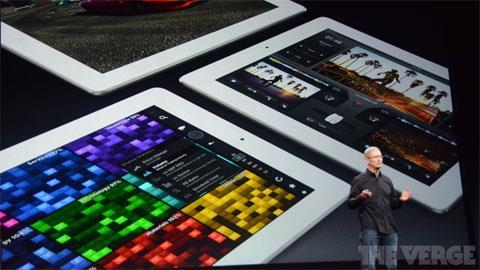 Touch ID - nhận dạng vân tay đã không xuất hiện trên cả iPad Air và iPad Mini Retina