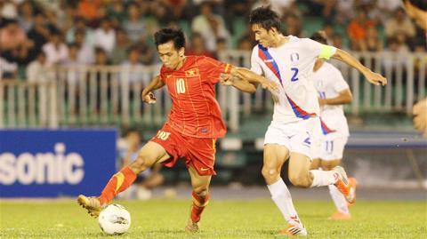 U23 Việt Nam vs Bangu Athletico Clube