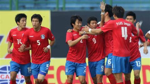 REAC Sportiskola vs Sinh viên Hàn Quốc