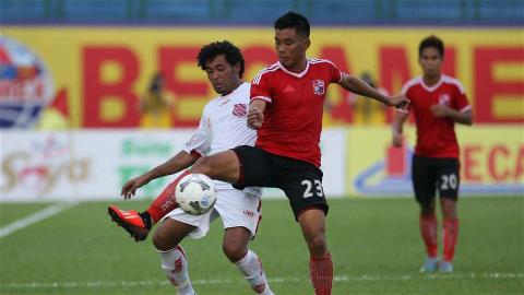 Bangu Athletico Clube vs Semen Padang