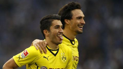 5 bàn thắng đẹp nhất vòng 10 Bundesliga 2013/14