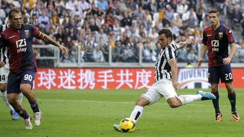 5 bàn thắng đẹp nhất vòng 9 Serie A 2013/14