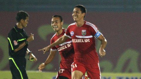 Bangu Athletico Clube vs Becamex Bình Dương