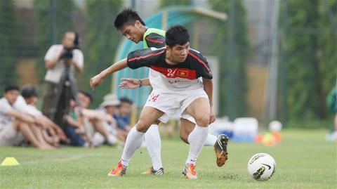 Văn Đại sẽ vẫn có tên trong đợt tập trung tới của U23 Việt Nam
