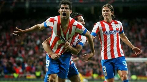 Atletico mới là đội bóng hay nhất châu Âu hiện tại