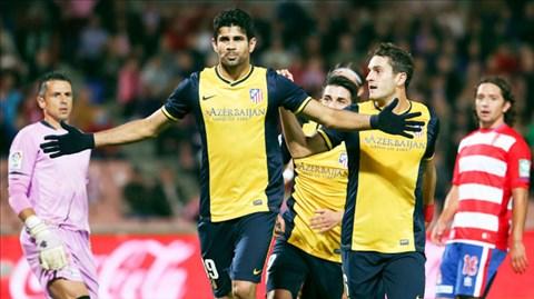 Diego Costa sẽ trở lại để giúp Atletico hủy diệt Elche