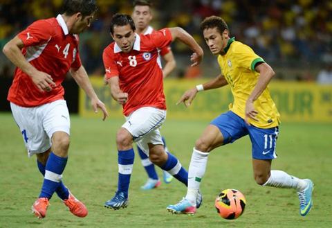прогноз игры по футболу бразилия-чили