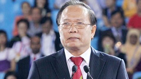 Bộ trưởng Bộ VH-TT&DL Hoàng Tuấn Anh