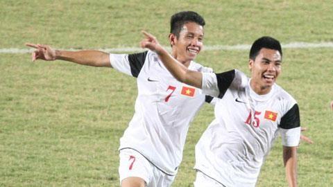 Hai cầu thủ đội U19 Việt Nam sang Nhật Bản thử việc