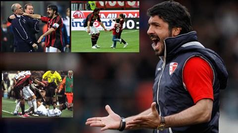 Ít người tin Gattuso với tinh thần thi đấu luôn rực lửa lại dính vào đường dây bán độ