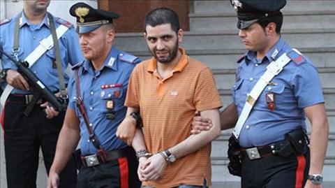 """Francesco Pesce, """"bố già"""" sở hữu 2 đội bóng hạng Tư của Italia trong ngày bị bắt"""