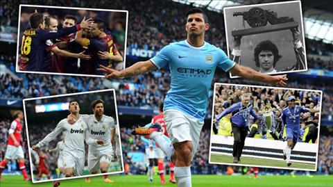 Liệu Man City có đạt tới thành tích của các đội bóng vĩ đại trong lịch sử?