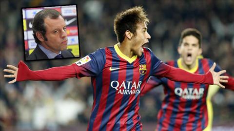Neymar tốn kém của Barca nhiều hơn so với con số ban đầu