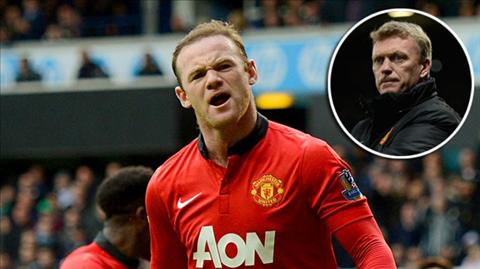 Rooney đang có phong độ rất tốt
