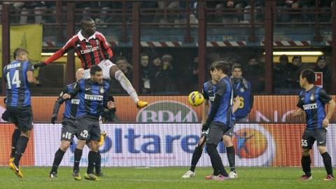 Derby Milan sẽ vắng khán giả