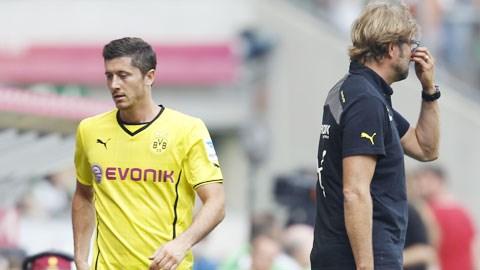 Dortmund đang chệch đường vì lệch thước ngắm