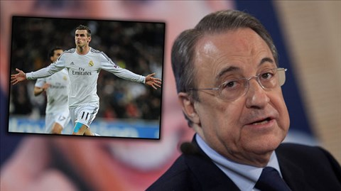 Perez bác bỏ những nghi vấn về thương vụ mua Bale