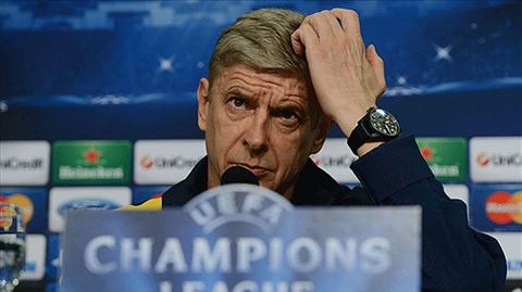 Wenger tự tin Arsenal sẽ làm nên bất ngờ