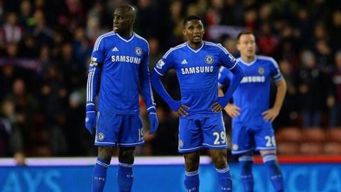 Chelsea đang sở hữu hàng công không biết ghi bàn