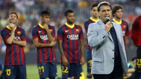 Martino muốn rời Barca vào tháng 5/2014?